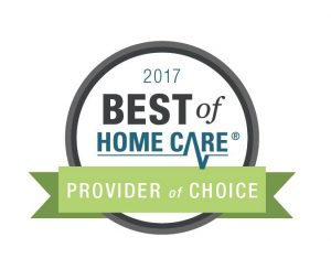 Martha & Mary AT HOME Receives 2017 Best of Home Care® Provider of Choice Award