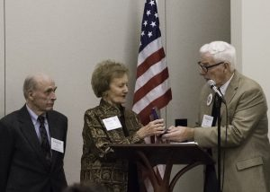 Langer Smith Family and Kitsap Bank Recognized for Longtime Generosity
