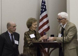 Langer Smith Family and Kitsap Bank Recognized for Longtime Generosity