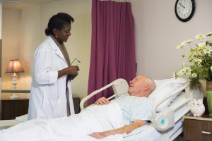 Flu Season Hitting Hard Long Term Care Facilities